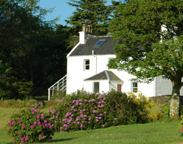 Accommodation in Kintyre