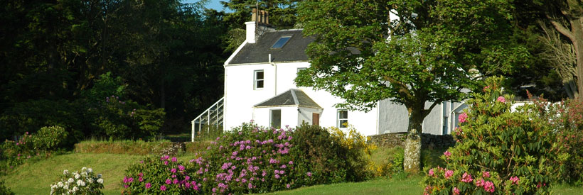 Bed and Breakfast Accommodation in Kintyre